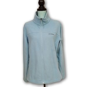 Columbia Cool Intervention Fleece Jacket Blue XL